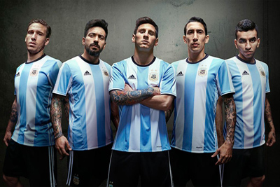 argentinasoccerkits